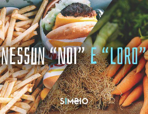 """Non c'è """"noi"""" e """"loro"""": abbiamo tutti un ruolo da giocare nella sostenibilità del nostro sistema agroalimentare"""